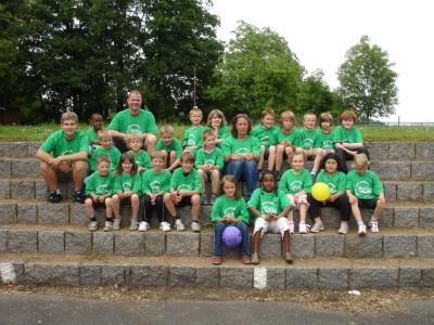 Minis Gruppe 1 in Saison 2009/2010