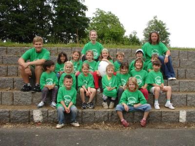 Minis Gruppe 2 (Saison 2009/2010)