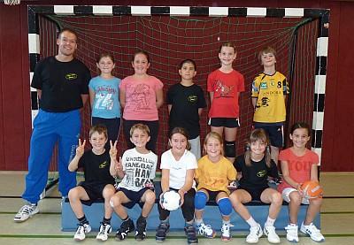 Minis Gruppe 1 (Saison 2010/11)