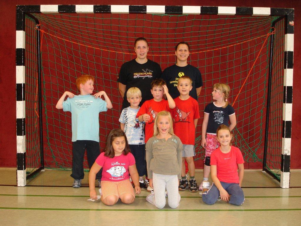 Minis (G2) Saison 2007/2008